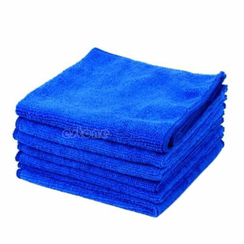 30*30CM Microfiber car cleaning cloth wash towel products dust tools car washer auto supplies car accessories Free Shipping