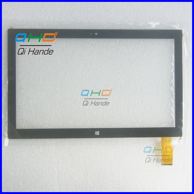 Black New 11.6'' inch Capacitive Touch screen panel digitizer sensor for FPC-FC116J026-A-00 2016-02-28 Tablet PC Free shipping for fpc dp070002 f4 tablet capacitive touch screen 7 inch pc touch panel digitizer glass mid sensor free shipping