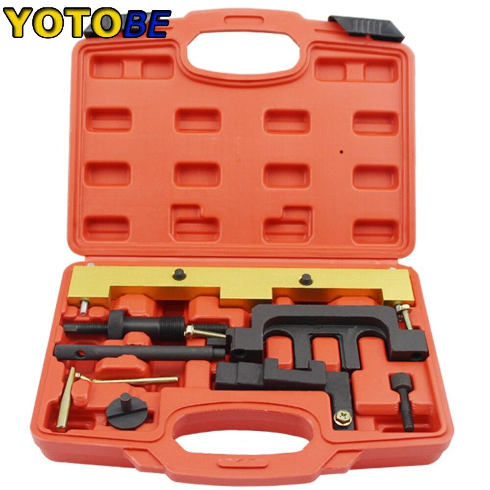 Kit d'outils de distribution de moteur d'outils à main professionnels pour BMW N42 N46 46 T 318 320