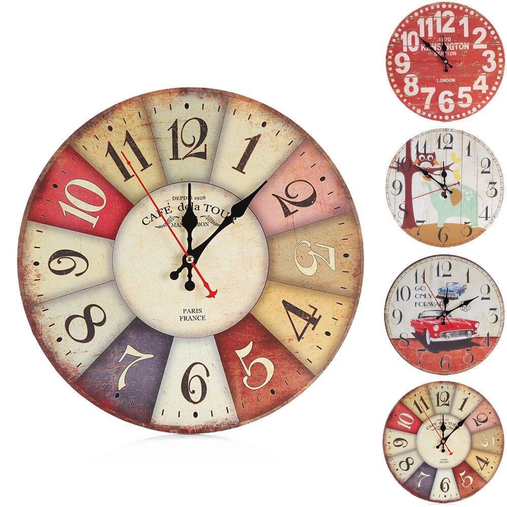 Küchen Wanduhr Bestellen | Wanduhren Küchenuhr Und Mehr Uhren Kaufen ...