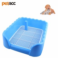 Petacc Practical Pet Potty Trainer Durable Pet Indoor Toilet Multi Functional Pet Training Toilet