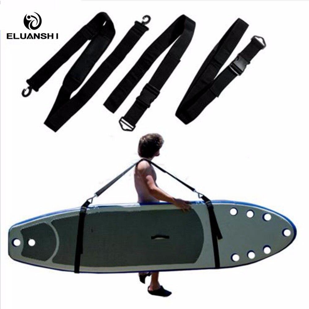 Adjustable Stand Up Paddleboard Easy Carry Strap Sup Shoulder Sling Board Carrier Surf Boards Surfboard Carry Strap SUP Shoulder kayak suit