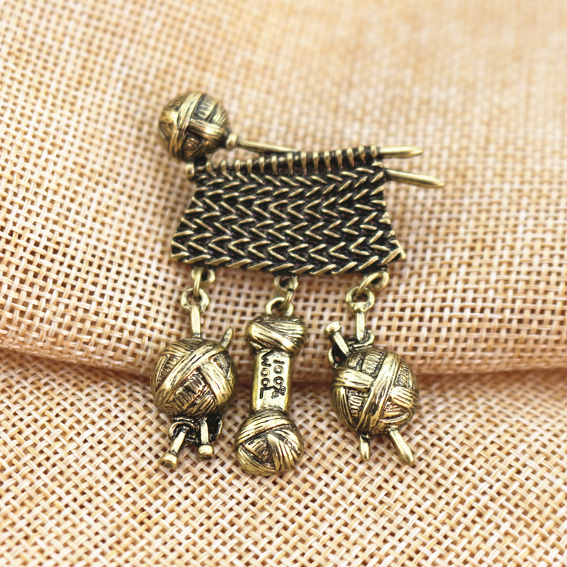 Metal Color Vintage Brooches Jewelry Fashion Brooche Men Kilt Broches Suit Accessories Men Jewellery Corsage