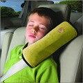 Auto bebé Almohada Cubiertas de Coche Cubierta del Cojín de Hombro del Cinturón de Seguridad Del Vehículo cubierta Del Cinturón de seguridad de Coche de Bebé para Niños de Coches-styling CY167-CN