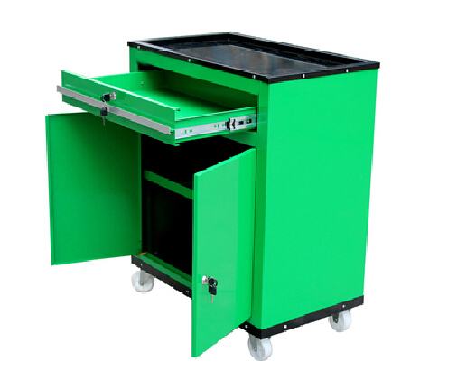 NS017130013 New Type Hand Push Two Doors Tool Chest Roller Cabinet