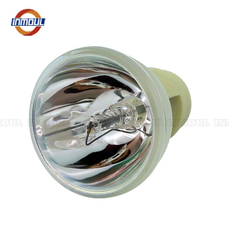 Replacement Compatible Bare Bulb 5J.J4G05.001 lamp for BENQ W1100 / W1200 Projectors replacement bare lamp bulb 5j 07e01 001 for benq mp771 projectors