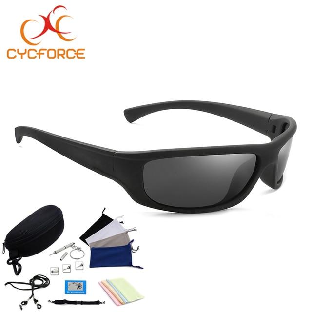 c69f0679c5 Cheap CYCFORCE Polarized Cycling Eyewear Bike Outdoor Sports Sunglasses For  Men Women Goggles Glasses Night Vision
