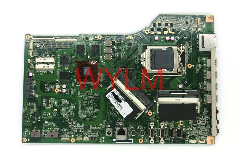 FREE SHIPPING original 90R-PT00JMB30000Q ET2702 ET2702I Laptop motherboard MAIN BOARD mainboard 100% Tested Working