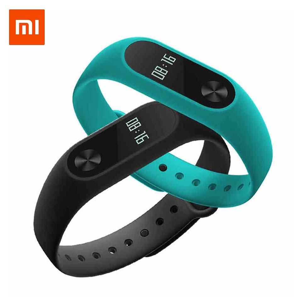 Original Xiaomi Mi Band 2 Mi Band 3 Smart Watch Fitness Bracelet tracker Heart Rate Monitor MiBand 2 IP67 Waterproof Wristband new original xiaomi mi band 1s heart rate monitor smart wristband xiaomi miband bracelet 1 s ip67 bluetooth for android ios