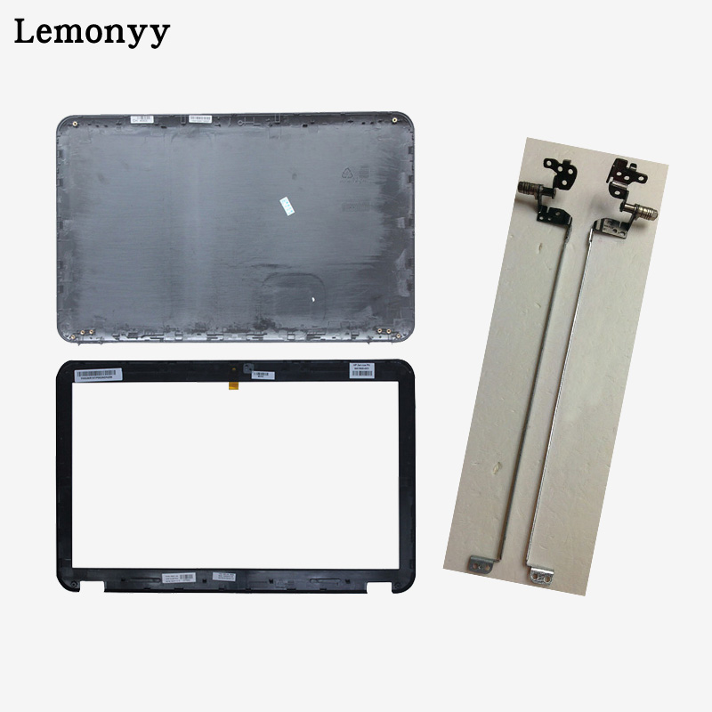 Laptop cover for HP For Pavilion g6 g6-1000 1001st 1024tx 1106tx 1108tx G6-1015tu G6-1258er Top LCD cover/LCD front bezel/Hinges for hp pavilion g6 1d62nr