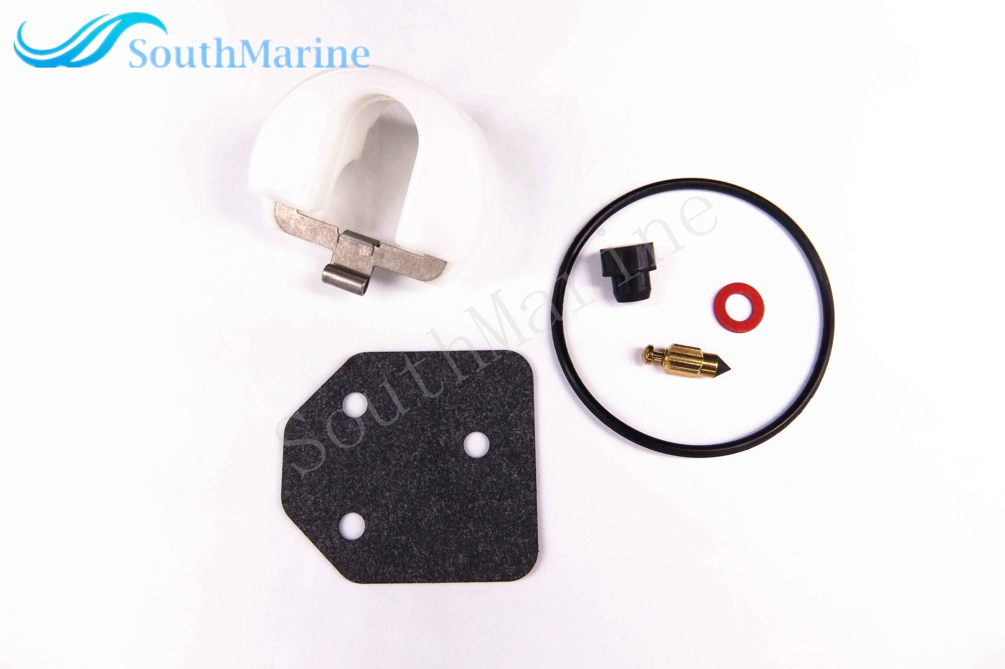 Outboard Motors Carburetor Repair Kit For Parsun HDX Makara 4-stroke F4 F5 BM 4hp 5hp Boat