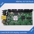 BX-6Q1 (HUB75) мульти-зона асинхронный USB и сетевой порт RJ45 перемычки светодиодный контроллер
