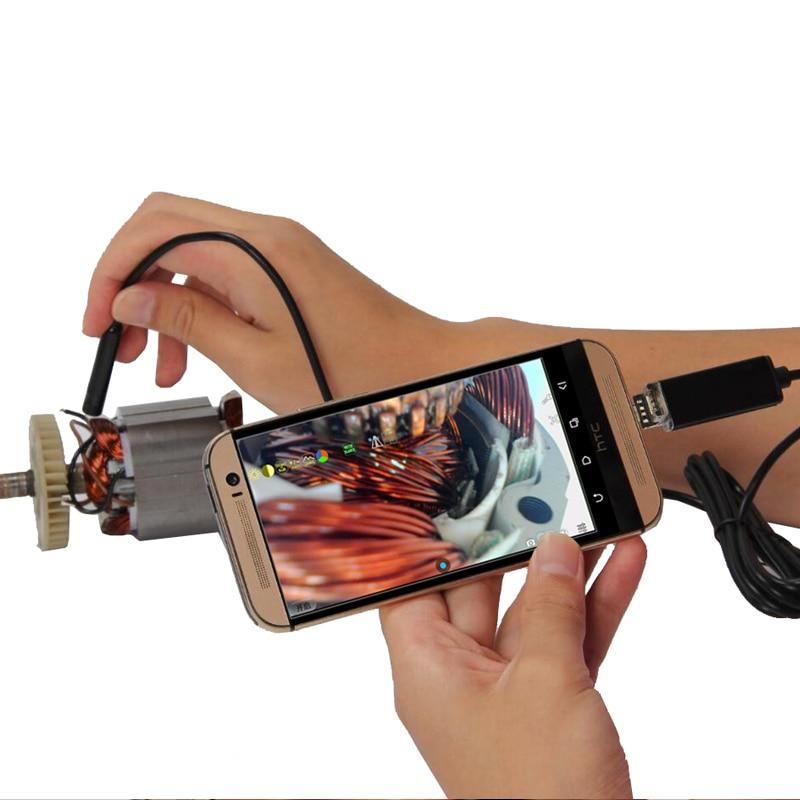 эндоскоп для телефона цена