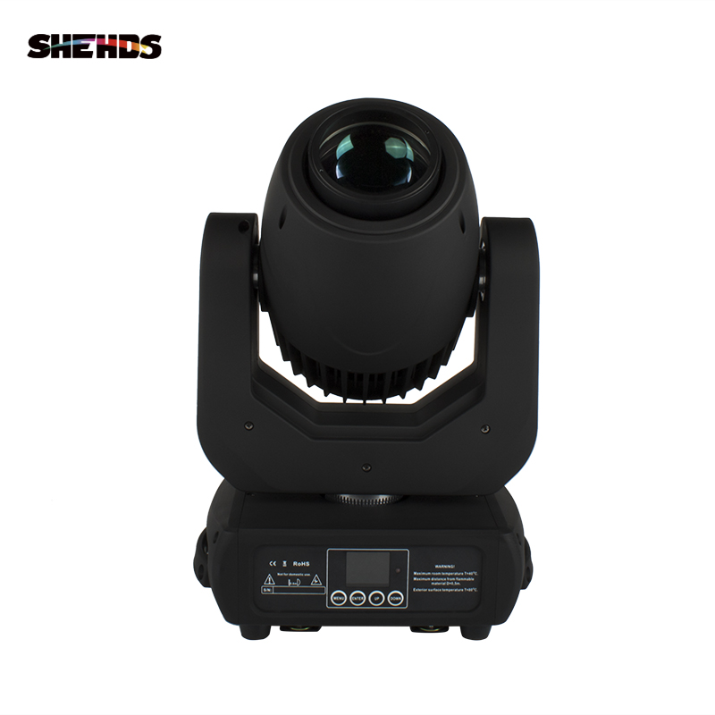 150W LED Spot Moving Head Light DMX512 Beam Lyre Professional DJ Disco Light Party Light Gobo Light Wedding Bar Stage SHEHDS in Stage Lighting Effect from Lights Lighting