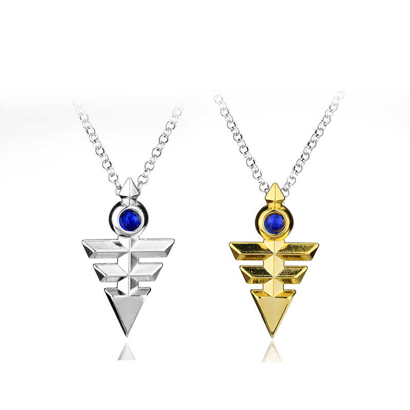 Деликатная игра коллиер аниме Yugioh Millenium Duel подвеска «Монстр» Египетский 3D Yu-Gi-Oh цепочка ожерелье ювелирные изделия для женщин и мужчин