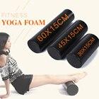 ①  EPP Yoga Gym Упражнения Фитнес Массажное оборудование Пена Ролик Мышцы Релаксация и физиотерапия Чер ①