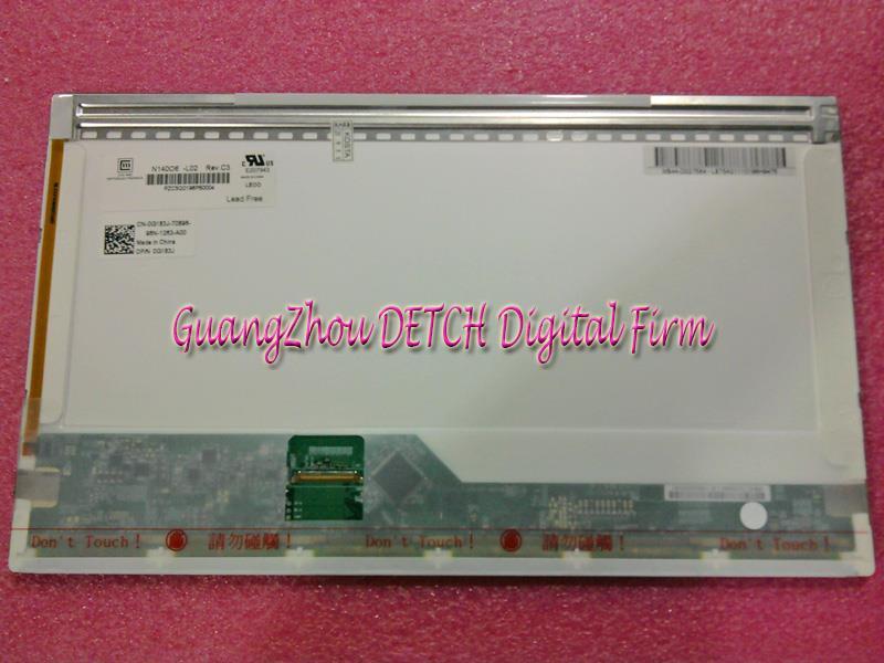 N140O6-L02 Chi Mei 14.0 inch 1600x900 LED screen notebook score