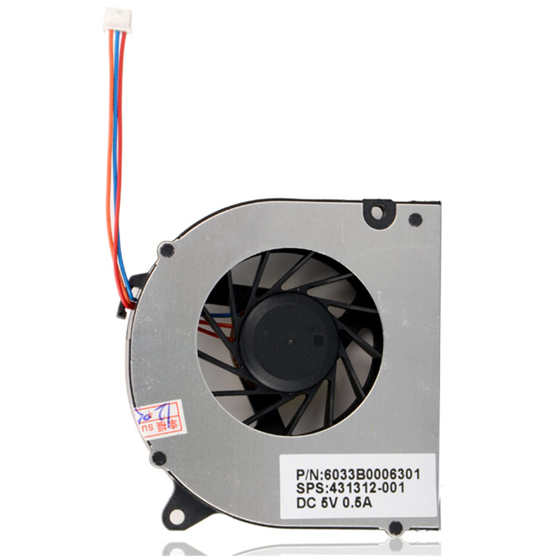 Processor CPU Cooling Fans Fit For HP Compaq 6510B 6515B 6520S NC6320 NX6310 NX6315 Laptops Replacement Accessories laptops replacement accessories cpu cooling fans fit for acer aspire 5741 ab7905mx eb3 notebook computer cooler fan
