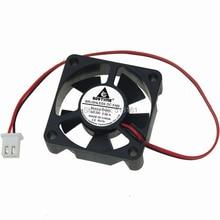10Pcs 24V 2Pin 3.5cm 35mm 35x35x10mm Mini Brushless DC Cooling Cooler Heatsink Fan
