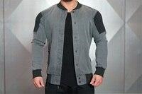 Casual Brand Bomber Jacket Men Hip Hop Slim Fit Pilot Coat Men S Black Jackets Male