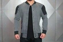 Casual Brand Bomber Jacket Men Hip Hop Slim Fit Pilot Coat Men's black Jackets male Outerwear Spring Summer Male Sportswear