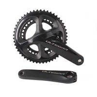 Shimano ULTEGRA R8000 53x39T 50x34T 52x36T 165mm 170mm 172,5mm Rennrad Kurbelgarnitur Hohl Tech II Bike Kette Rad
