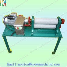 Electrical beeswax foundation machine 74*310mm