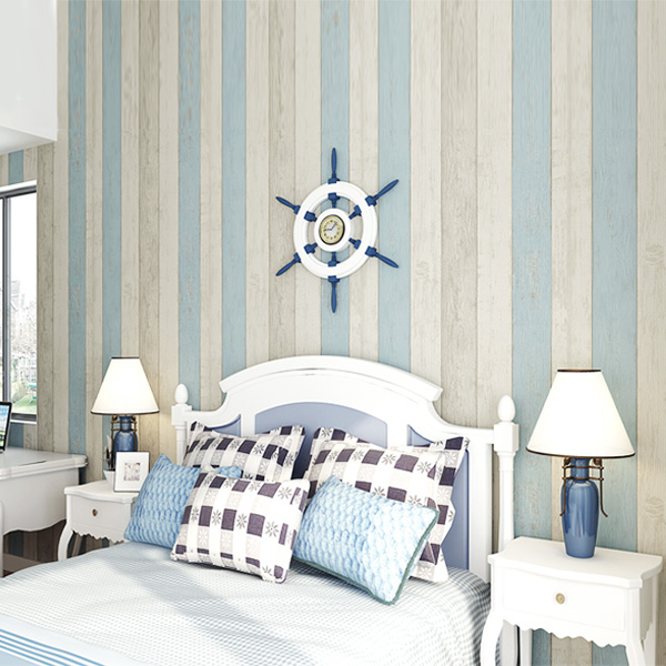 aliexpresscom buy 3m mediterranean style bedroom living room self adhesive wallpaper for walls removable vinyl waterproof home decor wall stickers from - Wallpaper House Decor