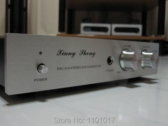 XiangSheng DAC-01A V9 USB SPDIF Tube DAC HIFI EXQUIS Coaxial Optical Decoder Windows Sound Card DAC01 pcm2704 usb sound card dac decoder module usb input coaxial optical fever hifi sound decoder