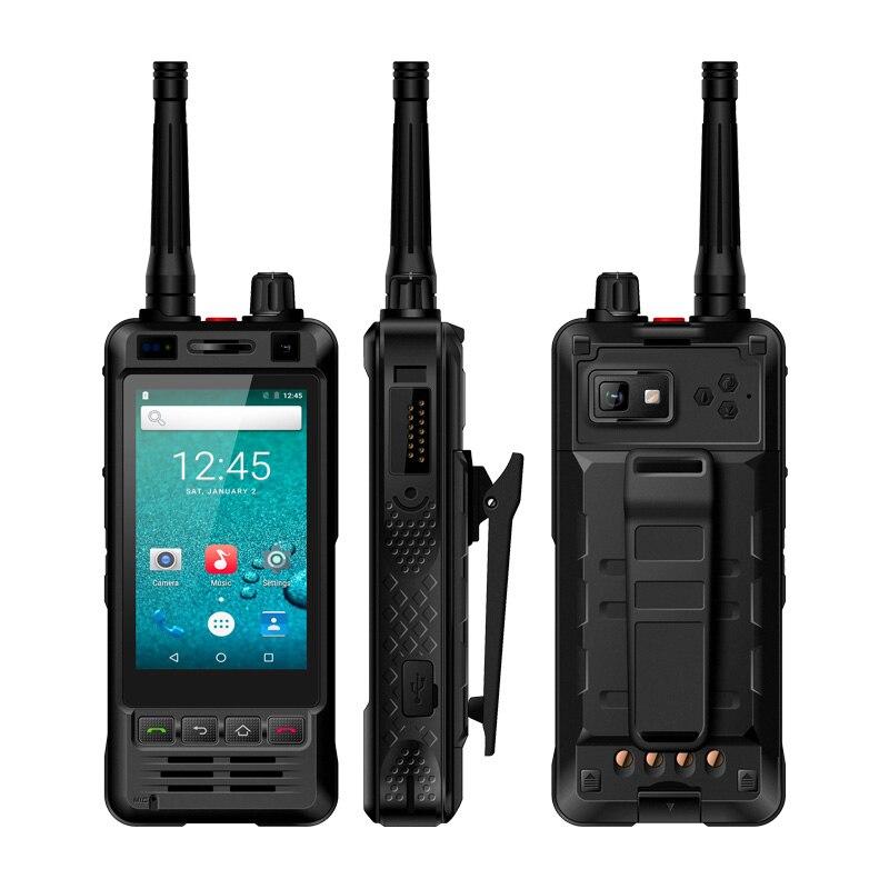 Origianal W5 Walkie Talkie IP67 MTK6580 Quad-cor À Prova D' Água telemóvel 5000 mah 5MP RAM GB ROM 8 1 GB Android 6.0 3G de smartphones