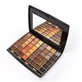 Miss Rose brand 48 Colors Metallic Eyeshadow Palette matte Earth Color 3D eye shadow glitter eyeshadow pallete maquillage MS030