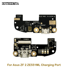 Charger Connector For ASUS Zenfone 2 5.5 ZE551ML ZE550ML Microphone USB Charging Dock Port Flex Cable Spare Parts