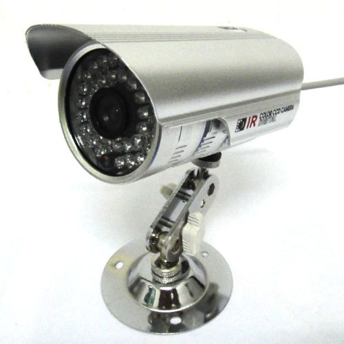1/3 800TVL IR Color CCTV Outdoor Security CMOS Camera 6mm board lens 36 IR LEDs Night vision