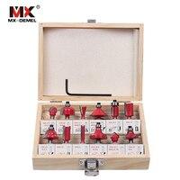 MX-DEMEL עץ ערכת ביטים נתב כרסום קאטר 8 מ