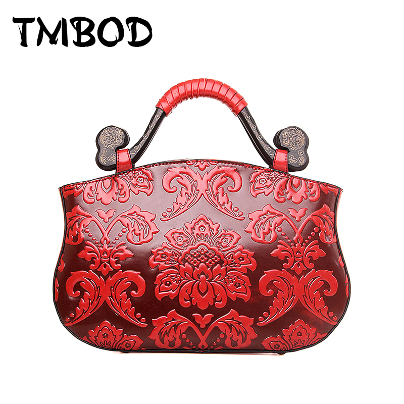 ... Chinese Style Bag Design Female PU Leather Handbags Elegant Tote Women  Shoulder Bags bolsas an258. Click here to Buy Now!! 2018 Women b1b20705af