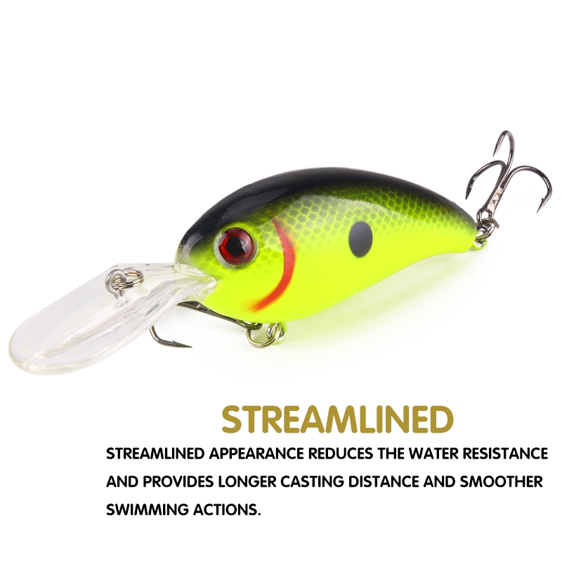 SEAPESCA Smart Minnow Crankbait Fishing Lure Wobblers 10cm 14g Hard Bait Bass Pike Spinner Isca Artificial Pesca Fishing Tackle in Fishing Lures from Sports Entertainment