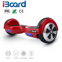9 Colors 6.5 Inch Hoverboard Two Wheels Self Balance Scooter Hover Board With Carry Bag UL Certificated