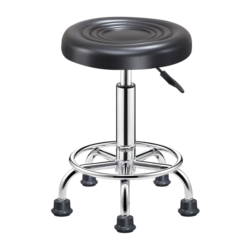 Adjustable Barber Chair Bar Stools Modern Stoel Bar Chair Taburete Alto Kitchen Chairs Counter Stool Tattoo Massage Industrial