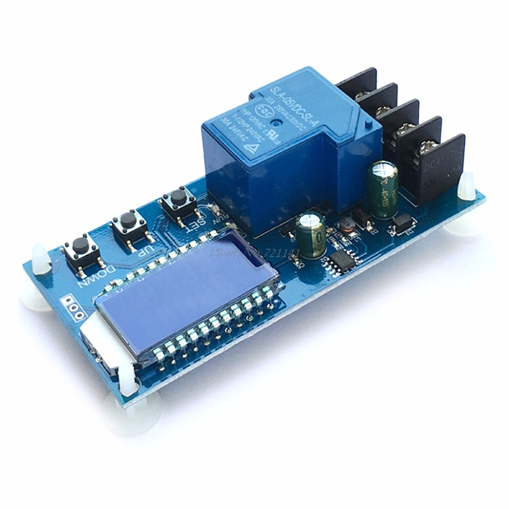 30A 6-60V Battery Charger Control Module Overcharge Protection Control Switch Integrated Circuits)30A 6-60V Battery Charger Control Module Overcharge Protection Control Switch Integrated Circuits)