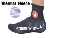 Thermal Fleece Winter Team MTB Cycling Sport Shoes Cover Bike Shoe Cover/Super Warm Ciclismo Casco Bicycle Cycle Shoe Cover