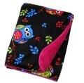 Детское постельное белье детское одеяло ватки супер мягкий короткий плюш одеяло 102*76 см новорожденный получает одеяло детское одеяло 320 Г