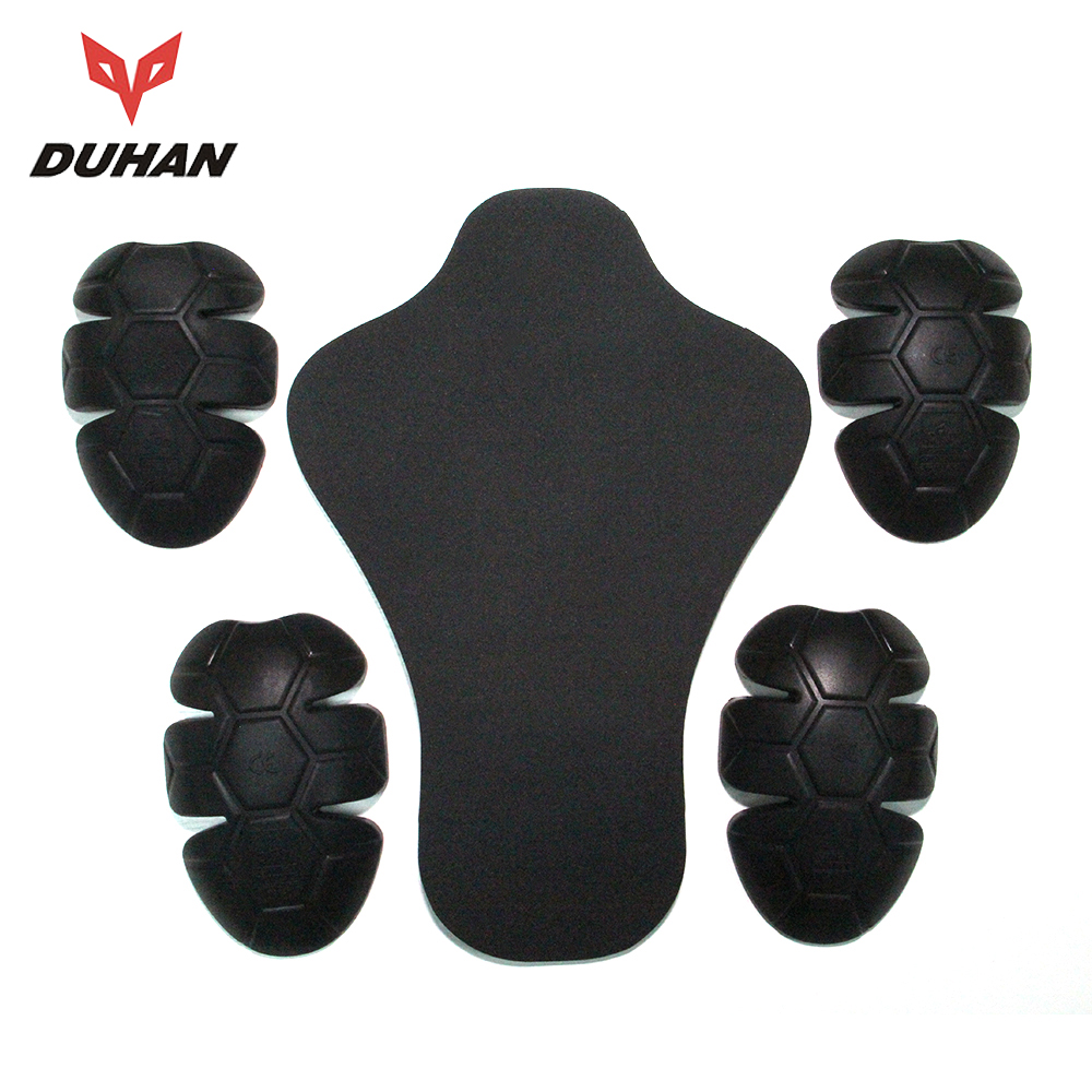 DUAHN Motorcycle Knee Protector Motocross CE Protector Knee Pad Motorbike Body Armor Rodilleras Armor Motorcycle Biker Equipment
