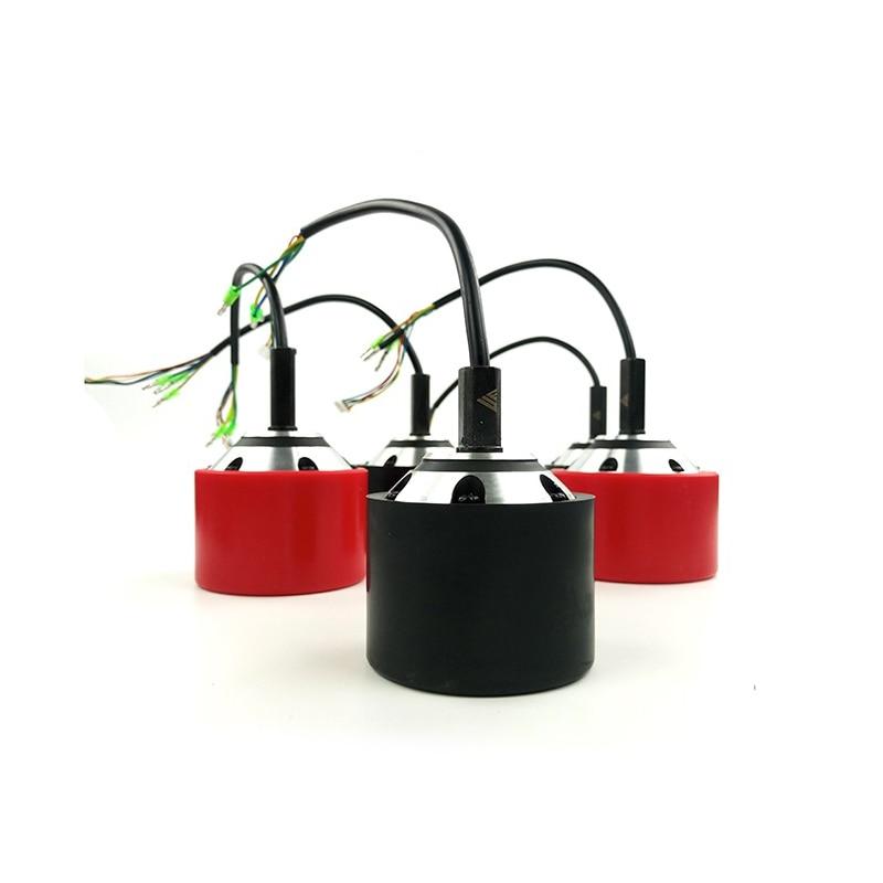 1 szt. 70mm 83mm 90mm elektryczny piasta deskorolka z czarnym lub - Deskorolki i skuter - Zdjęcie 5