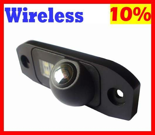 wireless Car Rear View Camera Rearview Reverse Backup for VOLVO XC60 XC90 C70 S40 S40L S70 S80 S80L parking assist system