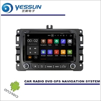 YESSUN Wince Android Car Multimedia Navigation System For JEEP Renegade 2015 2017 CD DVD GPS Player