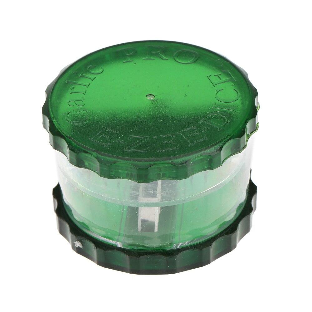 1 STÜCK Knoblauch Chopper Drücken Sie No-touch Pro Schäler Cutter für Muttern Ingwer Spice Fleischwolf Rührer Presser Küche Kit VHC56 T30