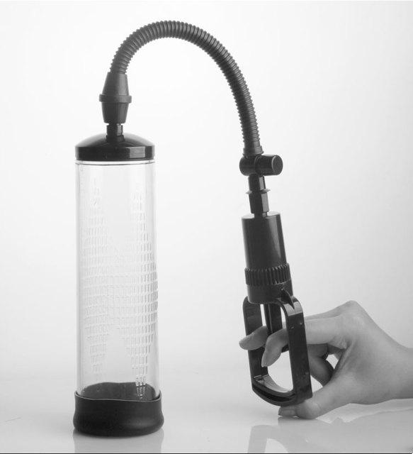 Vacuum Penis Enlarging Pump