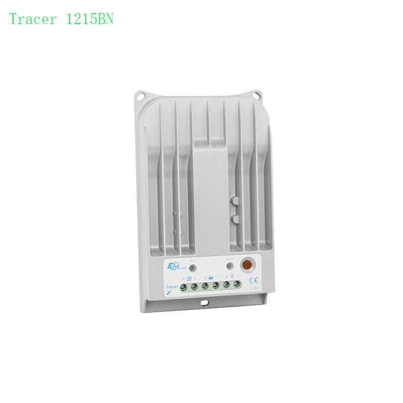 MPPT Charge solaire Controller10A 12 V 24 V nouveau traceur 1215BN 10 ampères Boost flotteur basse tension de Charge réglable PC Connect