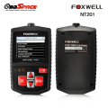 OBD2 Automotive Scanner FOXWELL NT201 Multilingual Diagnostic Scanner OBD2 OBD EOBD Code Readers Scan Tool Update Free Shipping