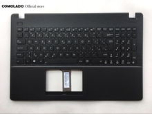 цена на CZ Czech keyboard For Asus X551 X551C X551M X551S Black with Palmrest Upper Laptop keyboard CZ Layout
